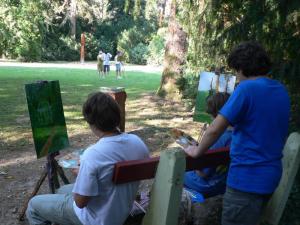 festőtábor