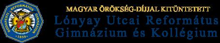 Lónyay Utcai Református Gimnázium és Kollégium
