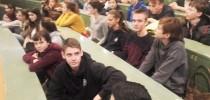 Lónyays diákok a BME TTK Nyílt Napján